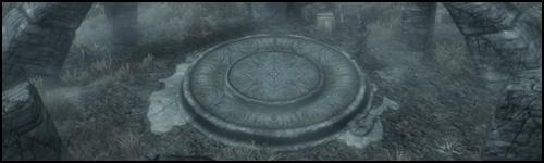 Место проведения ритуала